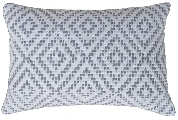 Jersey Diamond Pillow Cover without Shadow