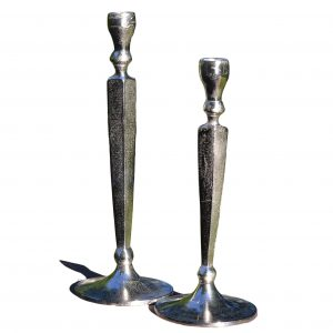 Candle Holders Rustic